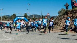 L'Escola la Vitxeta celebra aquest diumenge el seu IV Cros solidari amb el Banc d'Aliments.