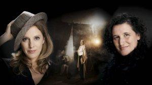 Maria Molins i Bárbara Granados protagonitzen 'Cabareta!'.