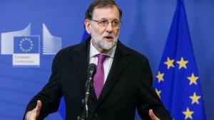 Mariano Rajoy, a la conferència de premsa