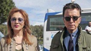 Ortega Cano junto a Ana María Aldón