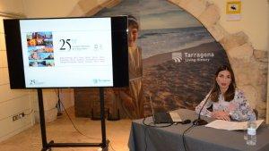 Presentació activitats 25è aniversari Grup Ciutats Patrimoni de la Humanitat