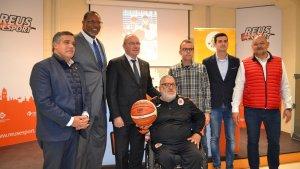 Presentació de la Mare Nostrum Cup de Bàsquet Ciutat de Reus