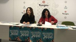 Presentació del programa Primavera Tarragona Jove 2018