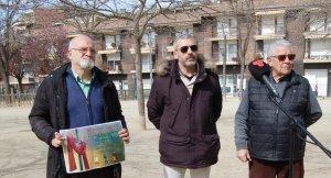 Presentació dels actes de Setmana Santa a Les Arenas