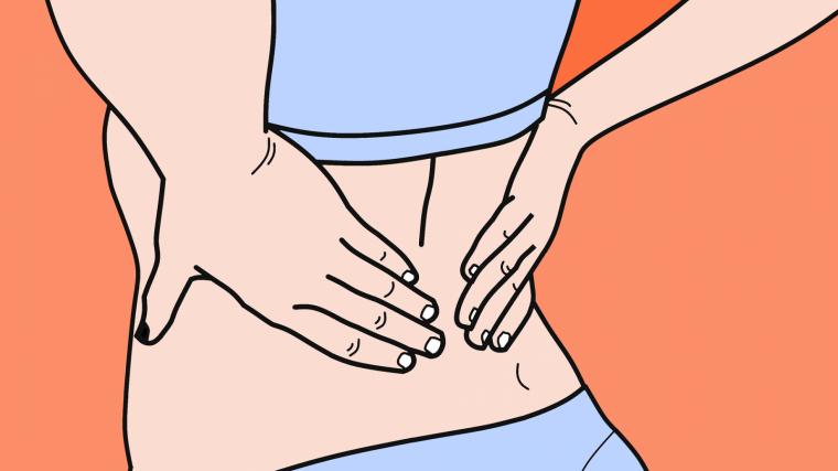 Lumbalgia (dolor lumbar): qué es, causas, síntomas y tratamiento