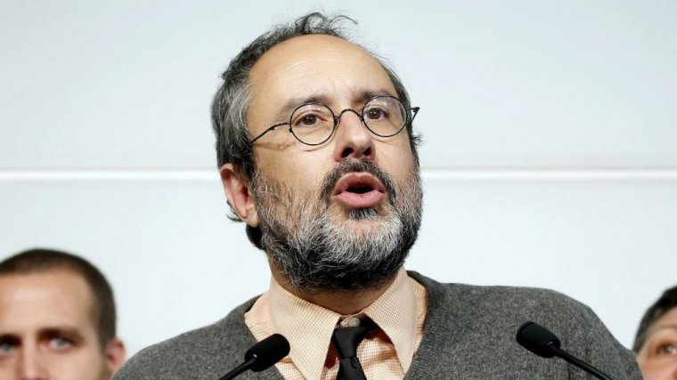 Antonio Baños en una imatge d'arxiu