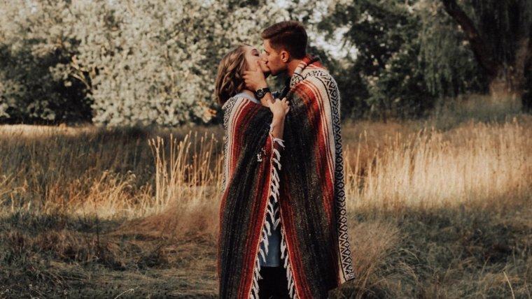 El amor no entiende de fronteras.