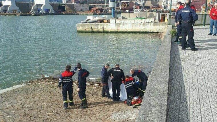 Encuentran el cuerpo de una mujer en la ría de Bilbao