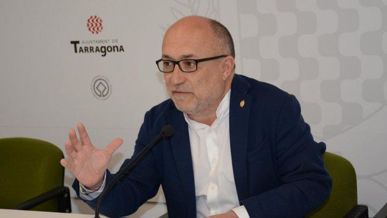 Francesc Roca, conseller d'Ocupcació i Desenvolupament Econòmic