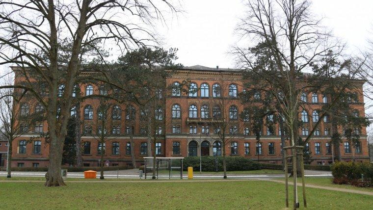 Imatge de l'edifici que acull la Fiscalia General de Schleswig Holstein