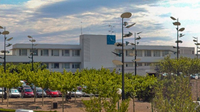 L'home encara està ingressat a l'Hospital Comarcal de Móra d'Ebre