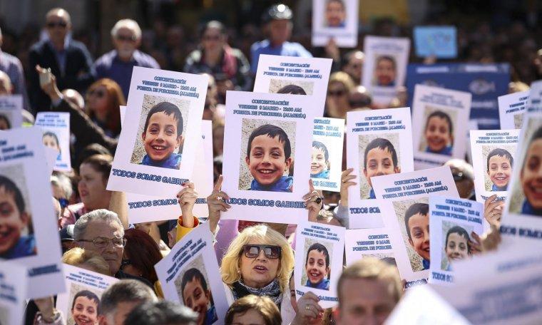 Imatge d'una concentració a Almeria.