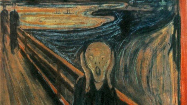Obra: El grito.