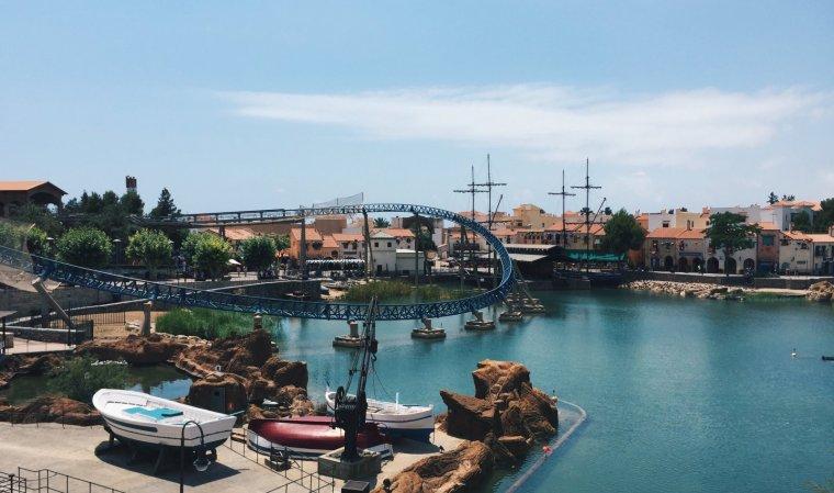 PortAventura tornarà a obrir aquest mes.