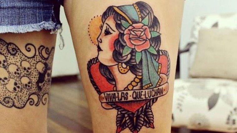 Tatuaje Old School