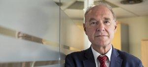 Albert Peters és el president del Cercle de Directius de Parla Alemanya de Catalunya