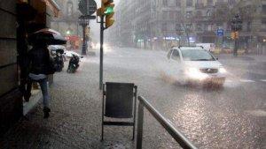 Avís de nevades arreu del territori català