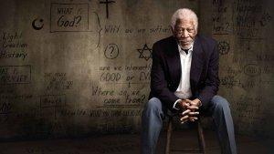 El actor de Hollywood Morgan Freeman ha trabajado también para muchos documentales.