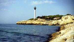 El Roquer de Torredembarra és una de les zones naturals amb més encant de la Costa Daurada