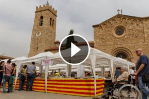 FOTOS | Les millors imatges de la diada de Sant Jordi