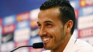 Imatge d'arxiu del futbolista Pedro Rodríguez.