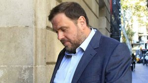 Imatge d'arxiu del líder d'ERC, Oriol Junqueras.