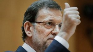 Imatge d'arxiu del president del govern espanyol, Mariano Rajoy
