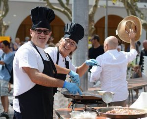 Imatge durant la Festa Major de Bellaterra 2017