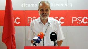 Joan Ruiz en una imatge d'arxiu.