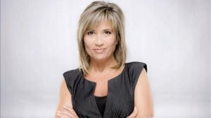 Julia Otero, en una imatge d'arxiu