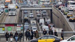 La contaminació, un dels grans problemes de Barcelona