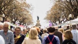 La diada de Sant Jordi a  arragona