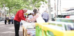 La diada de Sant Jordi a El Morell