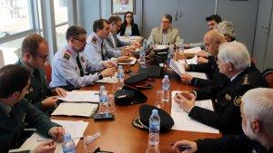 La Junta Local de Seguretat ha fet balanç del darrer any a Roda de Berà