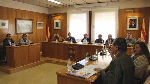 La Sala de Plens d'Altafulla ha acollit la presentació de la iniciativa comercial