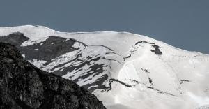 La trencada de les plaques de neu al Pallars
