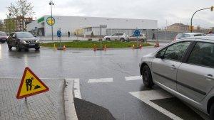L'Ajuntament de Reus comença els treballs d'enjardinament de la rotonda de la zona de Mas Mainer