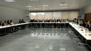 L'Associació Empresarial Química de Tarragona celebra la seva Assemblea General a la Pobla de Mafumet.