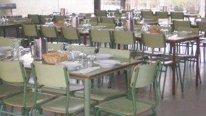 Les famílies de la Conca de Barberà es mostren molt satisfetes amb el funcionament dels menjadors escolars de la comarca