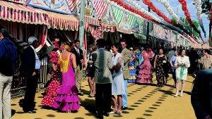 Los hechos han tenido lugar en la Feria de Abril de Sevilla