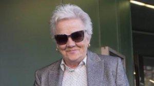 Marta Vallès, la dona de Fèlix Millet en una imatge d'arxiu