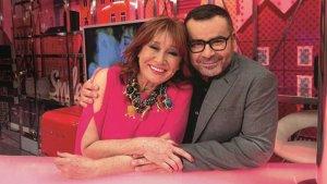 Mila Ximénez y Jorge Javier