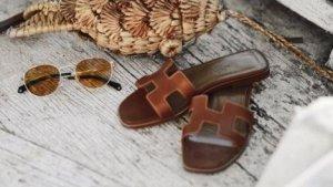 moda sandalias