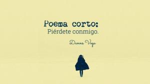 Poema corto de Danns Vega.