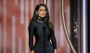 Salma Hayek es la actriz mexicana más famosa de todos los tiempos.
