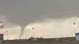 tornado huelva