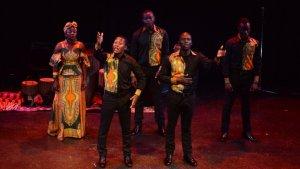 Vila-seca celebra un concert solidari amb el grup de gòspel a capella africà Aba Taano