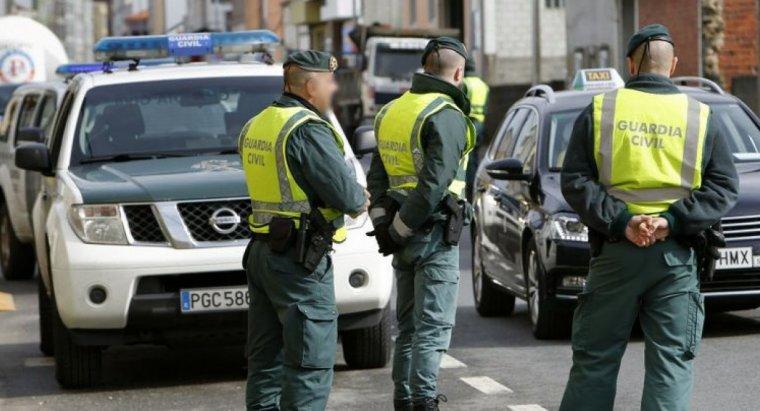 Agents de la Guàrdia Civil, en una imatge d'arxiu