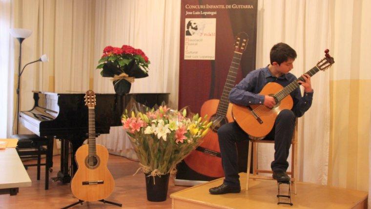El jove torrenc ha rebut recentment el segon premi en un concurs de Barcelona