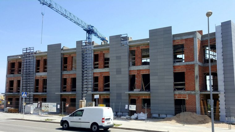 El sector de la construcció segueix creixent a les comarques de Tarragona el primer trimestre de l'any